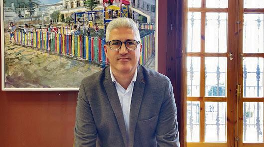 """Ismael Torres: """"Somos un municipio cercano a nuestros vecinos"""""""