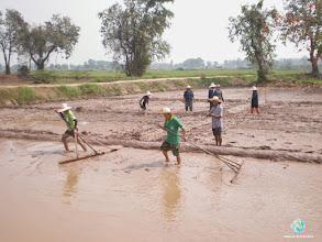Photo: Land preparation ToT1, Tron district, Uttaradit