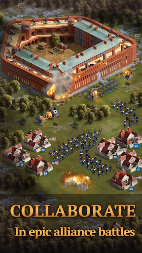 War and Peace: The #1 Civil War Strategy Game 2020.4.2 screenshots 7