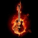 Music Wallpaper HD, GIF icon