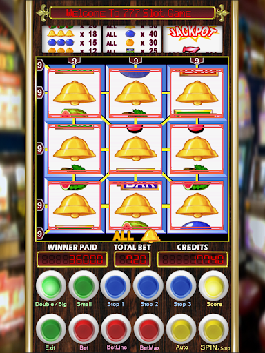 777 Fruit Slot Machine Cherry Master  screenshots 10