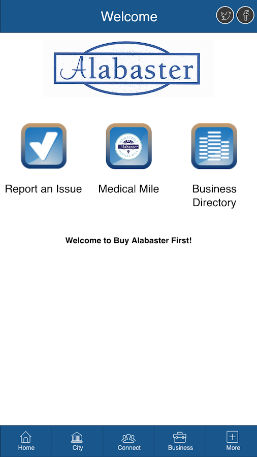 Buy Alabaster First - screenshot