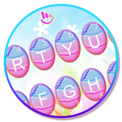 Colorful Easter Day Keyboard Theme Android APK Download Free By Modux Apps