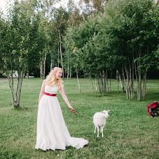 Wedding photographer Anastasiya Mikhaylina (mikhaylina). Photo of 08.05.2018