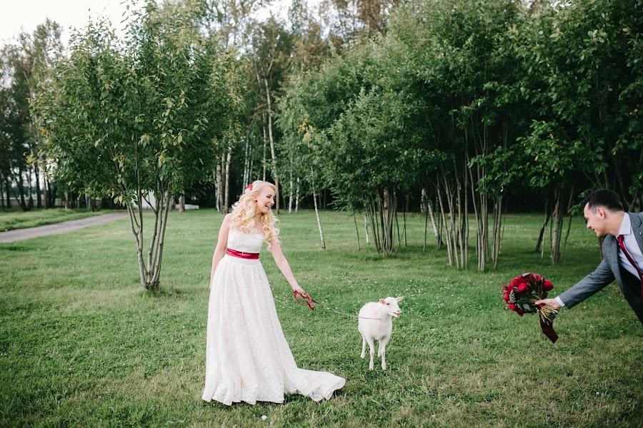 Свадебный фотограф Анастасия Михайлина (mikhaylina). Фотография от 08.05.2018