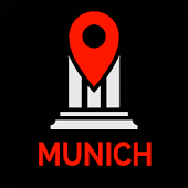 Munich Travel Guide & Map Offline