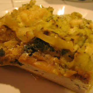 Vegan Butternut Lasagna.