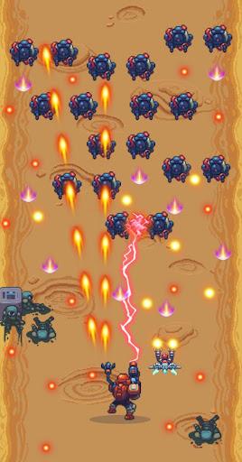 Space Gunner - Galaxy Shooter  captures d'écran 1