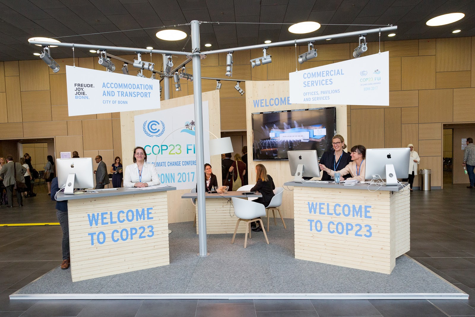 COP23 information booth by UNFCCC.jpg