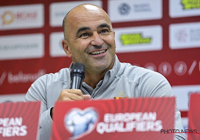'Eerste contacten zijn gelegd' - Roberto Martinez na Nations League dan toch naar Barcelona?