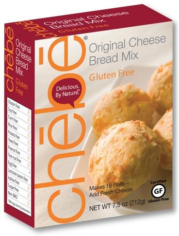 Cheese Bread Mix