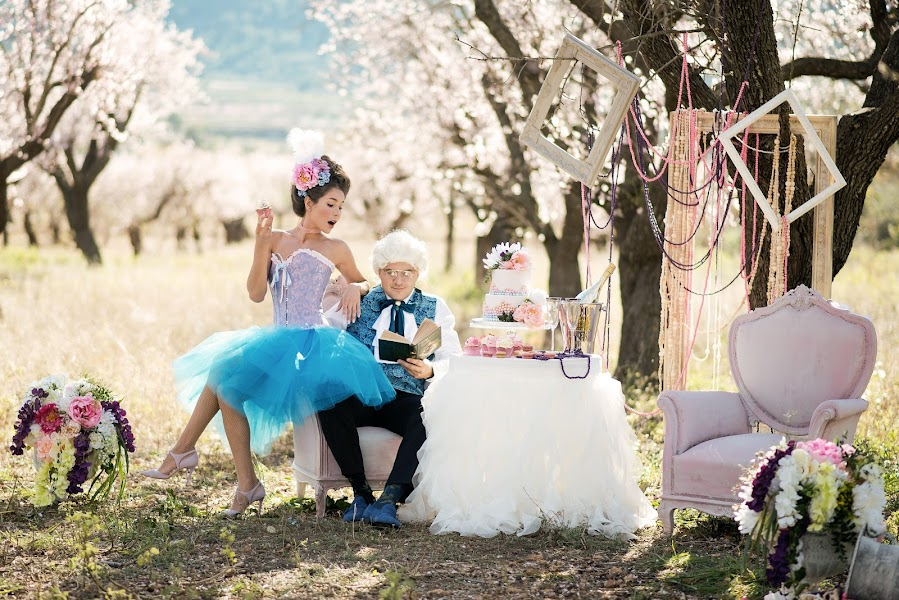 Свадебный фотограф Кристина Мартин-Гарсиа (summerchild). Фотография от 12.02.2018