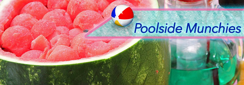 Poolside Munchies