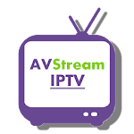 AVStream Media center Icon