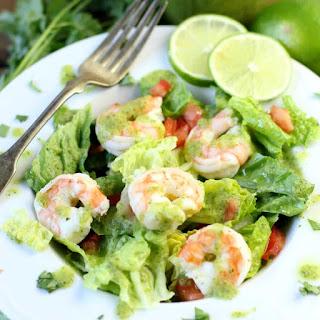 Cilantro Lime Shrimp Salad Recipes.
