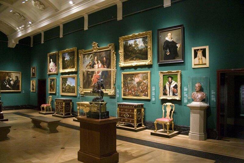 Букингемский дворец Картинная галерея