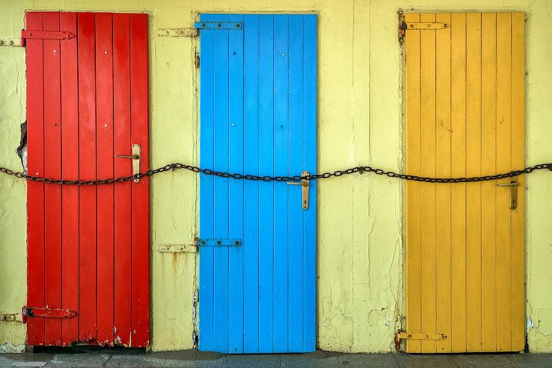 Porte Primarie di utente cancellato