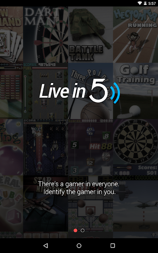 Live in Five–Gamers