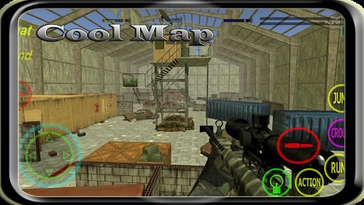 Modern SWAT vs Mercenary PRO