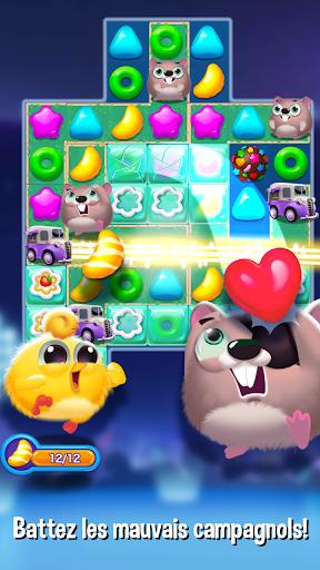 Code Triche Bird Friends : Match 3 & Free Puzzle apk mod screenshots 3