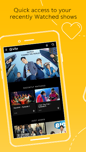 Viu - Korean Dramas, TV Shows, Movies & more  screenshots 1
