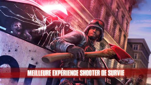Zombie Frontier 3: Jeu de Tir  captures d'u00e9cran 16
