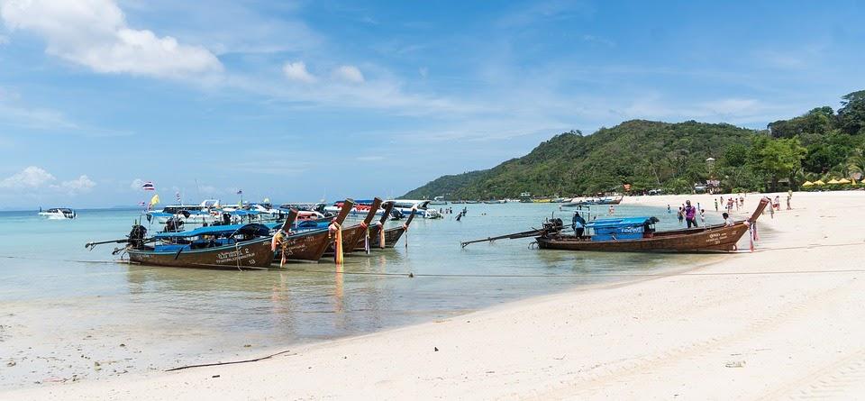 Halvat lennot ja lentotarjoukset Thaimaahan 416€ | Budjettimatka.com