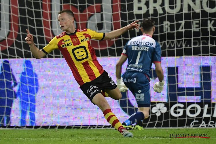 """Bij KV Mechelen vinden ze drie speeldagen schorsing voor Schoofs te veel: """"Hij heeft geen kwalijk verleden"""""""
