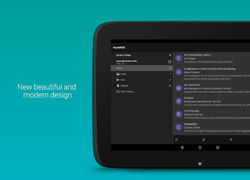 MobiSystems AquaMail - Email App 1.14.2-840 screenshots 18
