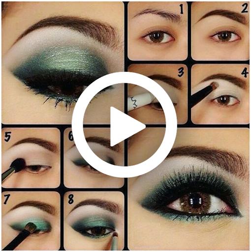 Step By Step Eyes Makeup 3.1.3 screenshots 4