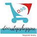 Doorstepshoppee - DSS Icon