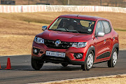 Though the Renault Kwid managed to keep its tyres on the ground, its oversteer was terrifying.