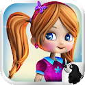 Cute Princess Dressup Girls icon