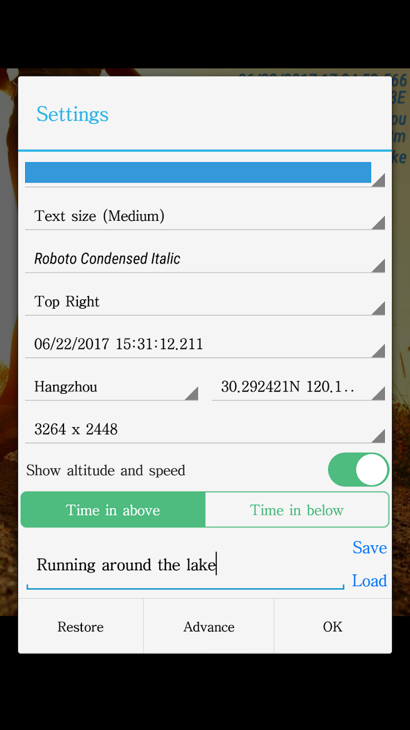 Timestamp Camera Pro Screenshot 3