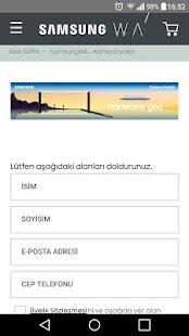 SamsungWA - náhled