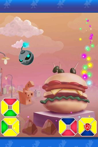 Manic Panic - Match 3d Blocks Game  screenshots 4