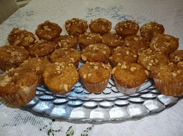 Jan's Mini Apple Pie Muffins Recipe