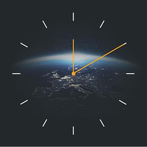 Display Clock On Lockscreen, Clock On Sleep Screen 1 0 5