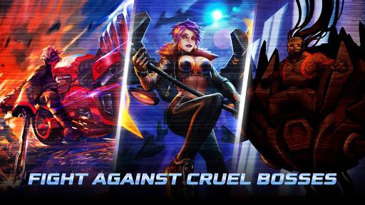 Cyber Fighters: Legends Of Shadow Battle 0.2.2 screenshots 5