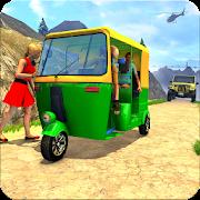 Modern Auto Tuk Tuk Rickshaw
