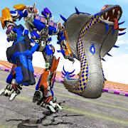 Snake Robot Transform Battle