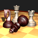 Chess V+, solo and multiplayer board game of kings icon