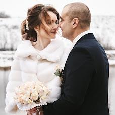 Wedding photographer Lena Andrianova (andrrr). Photo of 03.01.2018