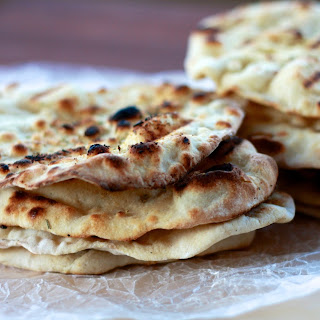 Grilled Sourdough Flatbreads