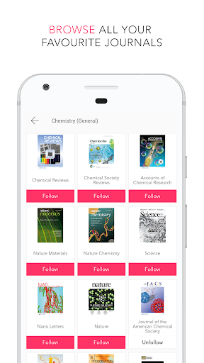 Screenshot for Researcher: More Than 9,000 Academic Journals in Hong Kong Play Store