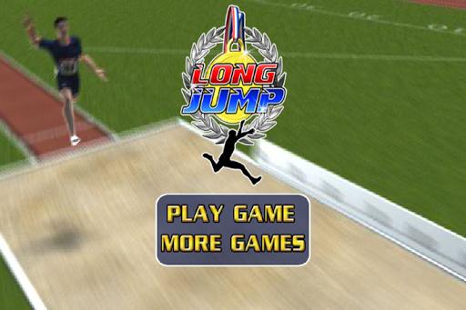Long Jump rio 2016 Game