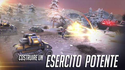 League of War: Mercenaries  άμαξα προς μίσθωση screenshots 2