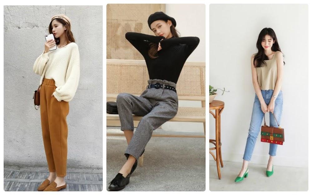 Mặc quần Baggy đi giày gì đẹp và phù hợp nhất ?