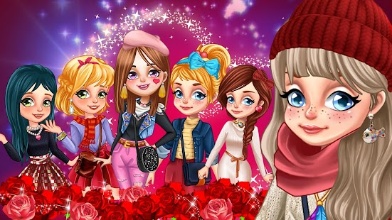 Girls' Valentine Plans- screenshot thumbnail