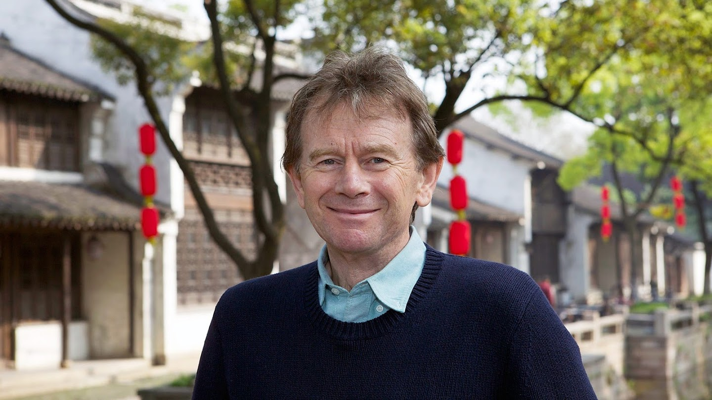 Watch The Story of China With Michael Wood live